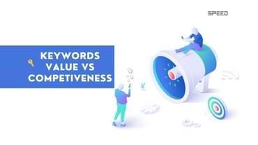 Keywords value vs keyword competition